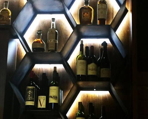 interior design at tupelo honey cafe