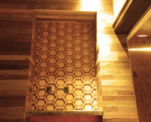 interior sign for tupelo honey