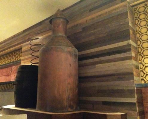interior signage for tupelo honey