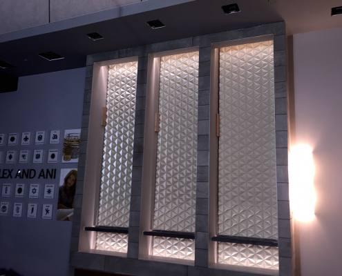 interior display sign at reeds jewelers